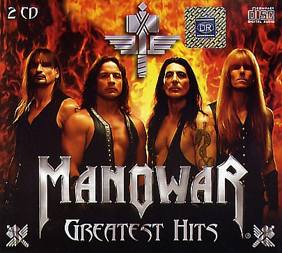 Greatest Hits; CD; Russia; Zebra Studio / Digital Records; 2CD ...: www.manowar-gallery.com/Gallery/Other_Recordings/Greatest_Hits...